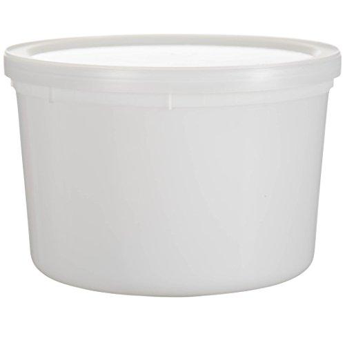 64 oz plastic container - 4