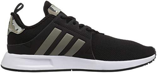 Uomo Silver Multisport White X Black adidas Indoor PLR Ash Scarpe xI47wX8