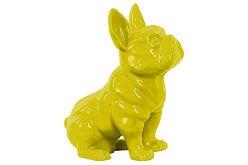 french bulldog garden statue - 8