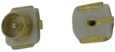 Super Power Supply® 2pcs IPEX U.FL SMD SMT Solder For PCB Mount Socket Jack Female RF Coax Coaxial Connector