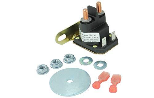 (John Deere Original Equipment Starting Aid Solenoid AUC10907)