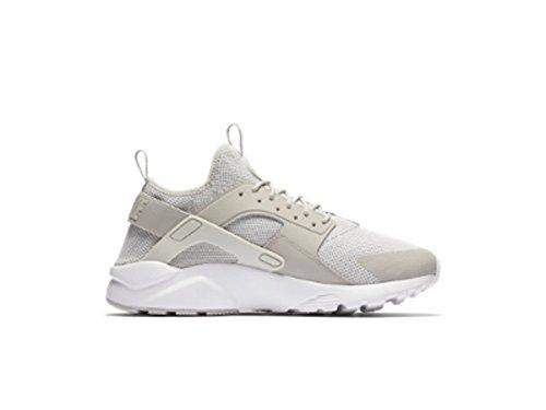 Nike Mens Air Huarache Run Ultra BR Pale Grey/Summit White-Pale Grey 833147-002 (Size 11)