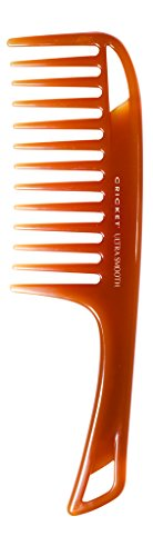 Ultra Smooth Detangler Comb (Best Cricket Comb For Curly Hairs)