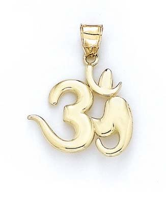 Baby 14 Carats Pendentif JewelryWeb Ohm