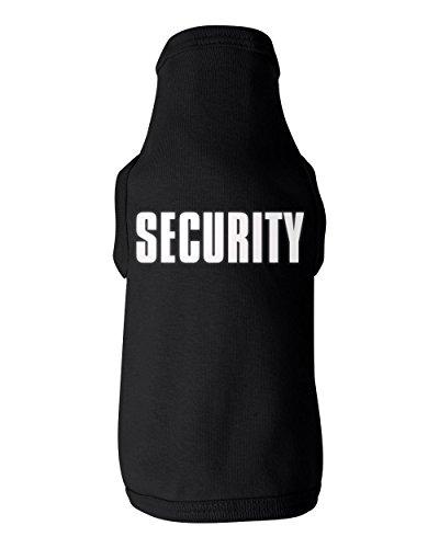 Tank Costumes (Kamal Ohava Dog Tank Shirt, Reflective Security Costume, 3XL (85+ lbs))
