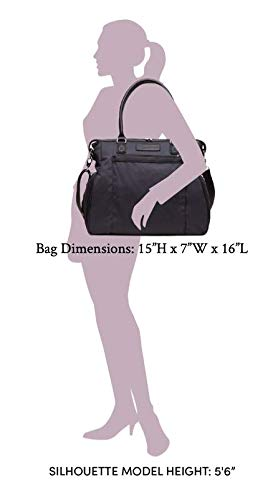 Sarah Wells Claire Breast Pump Bag (Black) by Sarah Wells (Image #3)
