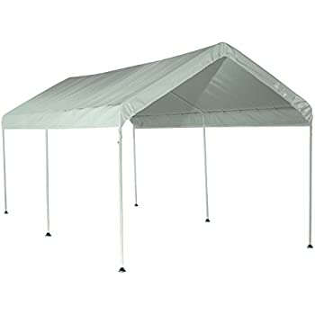 ShelterLogic MAX AP Series Canopy White