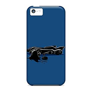 New Customized Design Batman For Iphone 5c Cases Comfortable For Lovers And Friends For Christmas Gifts