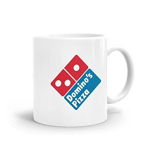 Kurabam Coffee Mug Domino's Pizza Tea Milk Funny Mugs Ceramic Cup Cafe Mug Birthday Gifts