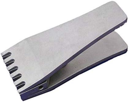 Nrpfell Herramienta de encordado de Raquetas de bádminton Clip de Mosca Clip Especial de bádminton Máquina de trefilado Clip de Alambre