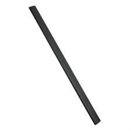 c-line Slide 'N Grip Binding Bars, Black, 11 x 1/4, 100/Box