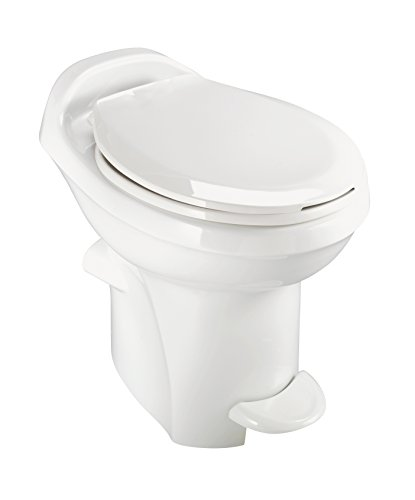 Thetford 34429 Aqua-Magic Style Plus Toilet-High, White