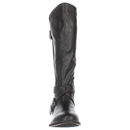 Vada Harness TS35 9 High Stretch Boots US Knee Black Fdxxwa1qf