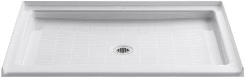 KOHLER K-9026-0 Purist Shower Receptor, White (Finish Receptor Shower)