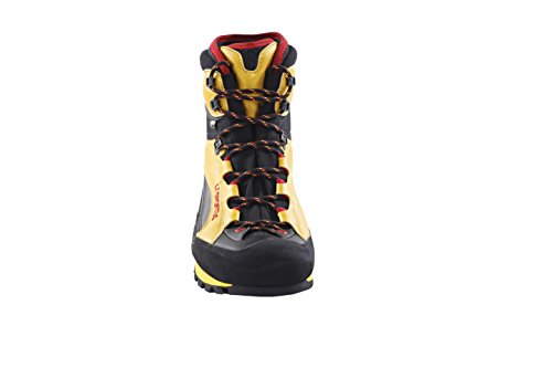 La Sportiva Mutant Kvinners Trail Joggesko - Ss18 Trango Guide Evo Gtx Gul / Svart Talla: 42
