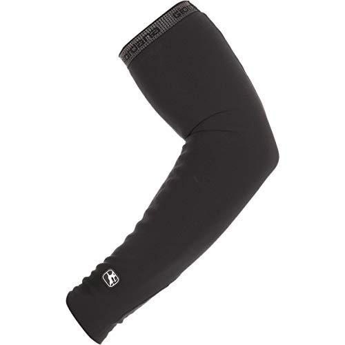 (Giordana FR-C Pro Arm Warmer Black, L )