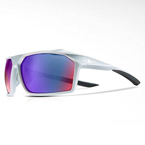 Nike EV1033-014 Traverse R Sunglasses (ML Infrared Lens), Matte Wolf - Nike Sunglasses Tennis