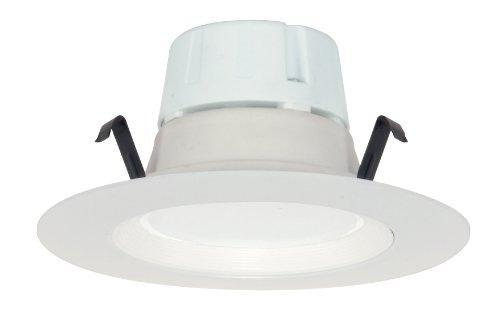 Satco S9195 LED Retrofit Kit 2700K Medium Base Light Bulb, 8W