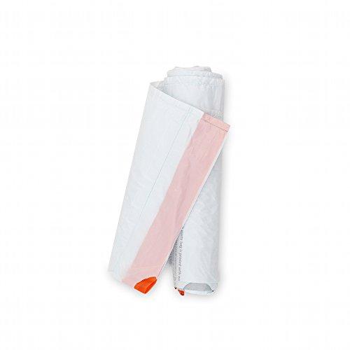 brabantia trash bags size b 1 3 gallon 5 liter 20 count new ebay. Black Bedroom Furniture Sets. Home Design Ideas