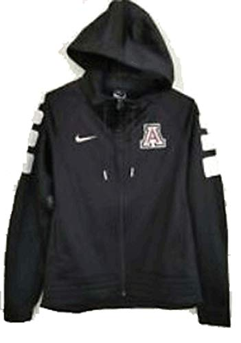 - NIKE Men's Arizona Wildcats Elite Stripe Basketball Hoodie Navy Sz Large