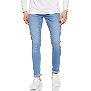 Elements by Peter England Men's Slim Fit Jeans