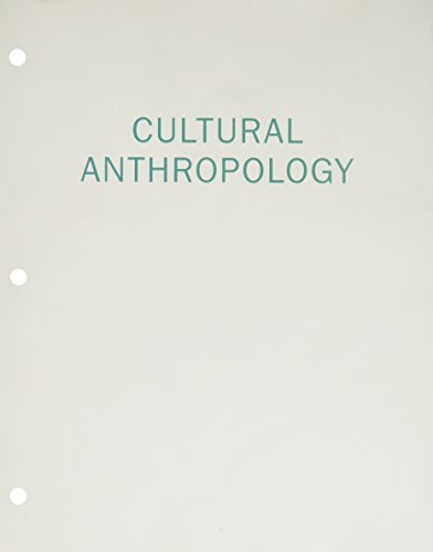 Bundle: Cultural Anthropology: The Human Challenge, Loose-leaf Version, 15th + MindTap Anthropology, 1 term (6 months) Printed Access Card