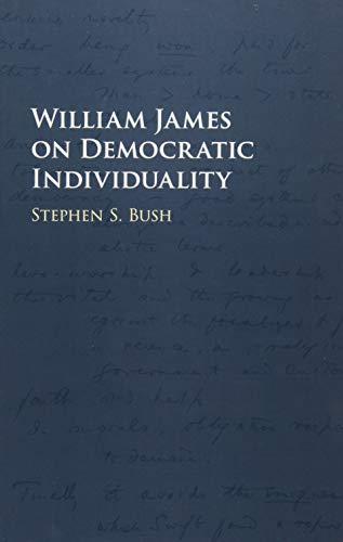 William James on Democratic Individuality