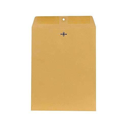 - Staples 487494 Clasp & Moistenable Glue Catalog Envelopes 10