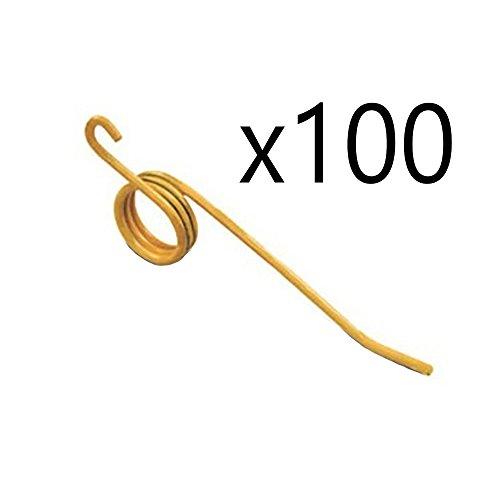 64562 Set of 100 Teeth for Ford New Holland Rake 55 56 57 256 258 259 260 from StevensLake