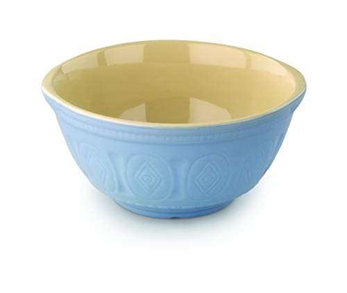 Tala 10B02011 Mixing Bowl, Blue/Cream