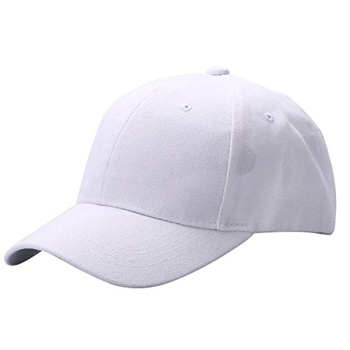 White Opus Adjustable Hat - 3