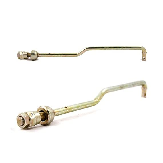 Craftsman Husqvarna 195270 Lawn Tractor Deck Link Genuine Original Equipment Manufacturer (OEM) Part 1 This part is compatible with models including; 96042001600,PB2042YT,917990420,917289106,917289105,96043027400,917289104,917289103,917288142,917288140,917288141,917288260,917256791,917256790,917254130,917254131,96042002700,96046007500,96043003300,917289245,917289244,917289243,917289241,917289362,917988240,917991650,917289240,917289361,917288270,917289360,917288150,917288271,917223840,917253270,917256780,A23BH46,96042003803,917288122,917288123,917289211,917288120,917289210,917288121,96041039300 This is a manufacturer substitution. Part may differ in appearance but is a functional equivalent to prior parts including; 532195270,581506903 Genuine Original Equipment Manufacturer (OEM) part. Compatible Brands: Craftsman,Ariens,Poulan,Southern States