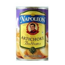 Napoleon Artichoke Bottoms 48x 13.75Oz by Sync Wellshots