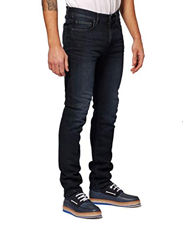 (Acne Studios Men's 30E131219 Blue Cotton Jeans )