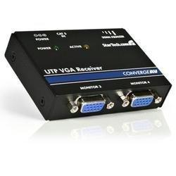 STARTECH.COM converge a/v vga over cat5 utp receiver for st121 (St121 Series)
