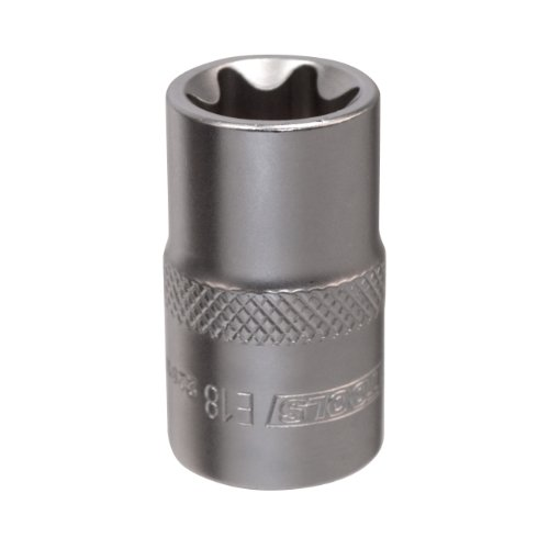 OEMTOOLS 22810 E18 1/2 Inch Drive External Star Socket