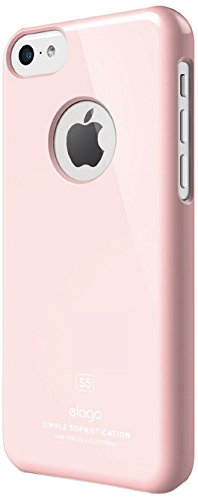 Elago Slim Fit Case for iPhone 5C Lovely Pink