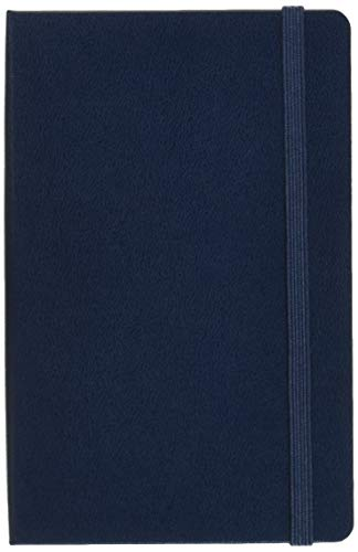 Moleskine Classic 12 Month 2018 Weekly Planner, Hard Cover, Pocket (3.5