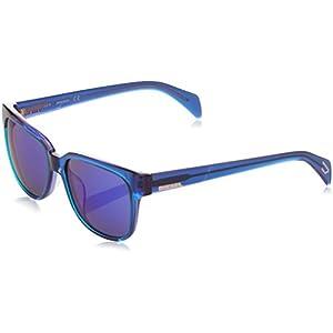 Diesel Unisex DL0074 Acetate Purple Sunglasses 55
