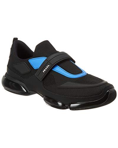 Prada Cloudbust Mesh Sneaker, 6 UK, Black