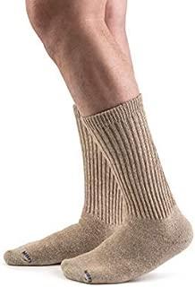 product image for Doc Ortho Merino Wool Diabetic Socks, 2 Pairs, Crew