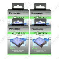 1 Year Supply of Panasonic WES035P-4PACK Vortex Hydraclean Cartridges, 12 Cartridges ()