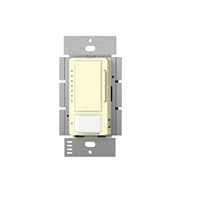 Lutron Maestro LED Dimmer switch with motion sensor