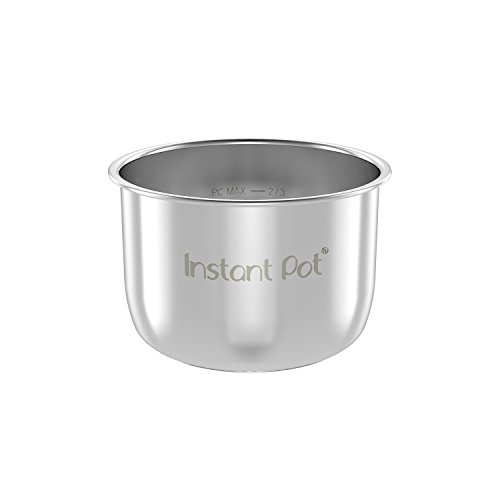 Instant Pot Stainless Steel Inner Cooking Pot – 3 Quart