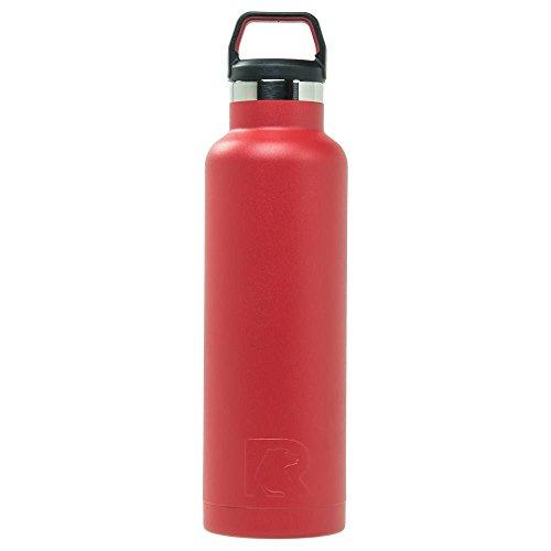 (20oz Water Bottle, Cardinal, Matte)