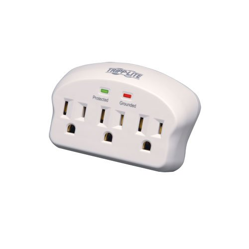 Buy tripp lite 3 outlet surge protector
