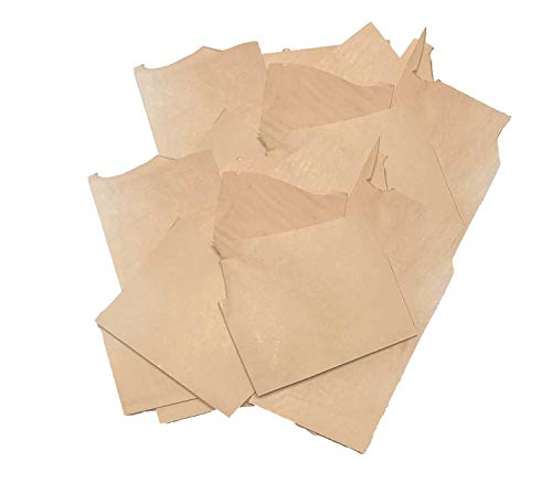 (2 LB Leather Scrap Bags (Heavyweight Veg Tan) )