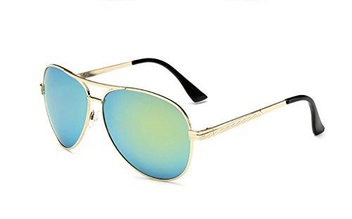 Gafas los Gafas polarizadas del Gafas Gafas Conducción Hombres Color Sol de de del Sol Conductor Color Sol Espejos de de 6 Clásicas Colorido 6 de WYJL B8nCwdqw