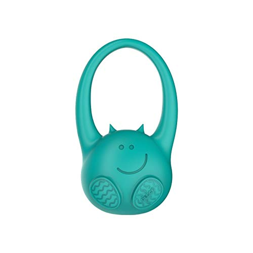 Toddlermonitor (Turquoise) - Child Safety Motion Sensor Designed For Toddlers, Not Babies. Get An Alert To Your Phone If Your Child Leaves Their Room At Night.