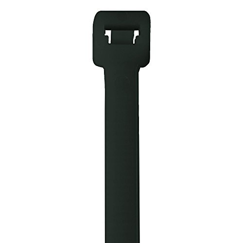 Partners Brand PCTUV11120 UV Cable Ties 120# 11 Black (Pack of 100) [並行輸入品]   B075Q7L77M